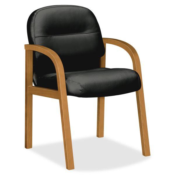 HON 2190 Pillow-Soft Wood Series Guest Chair