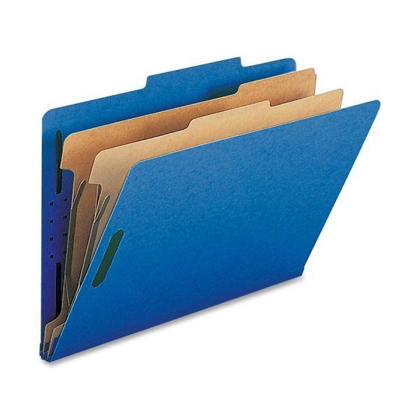 Nature Saver Midnight Blue Classification Folders