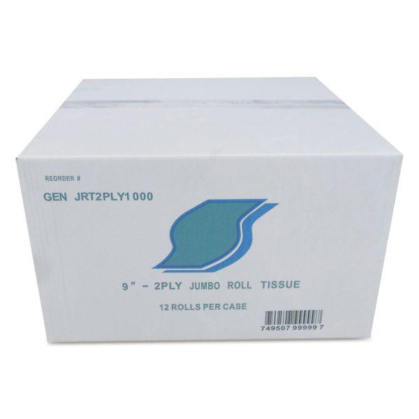 GEN Jumbo Toilet Paper Rolls