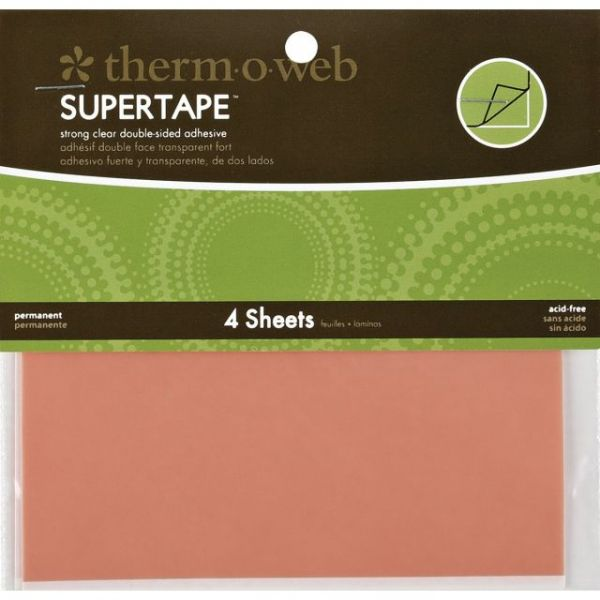 Double-Sided Super Tape Sheets