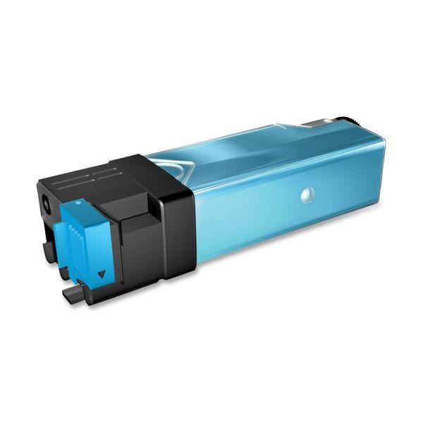 Media Sciences Remanufactured Dell 330-1437 Cyan Toner Cartridge