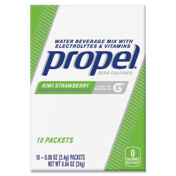 Propel Beverage Mix Packs
