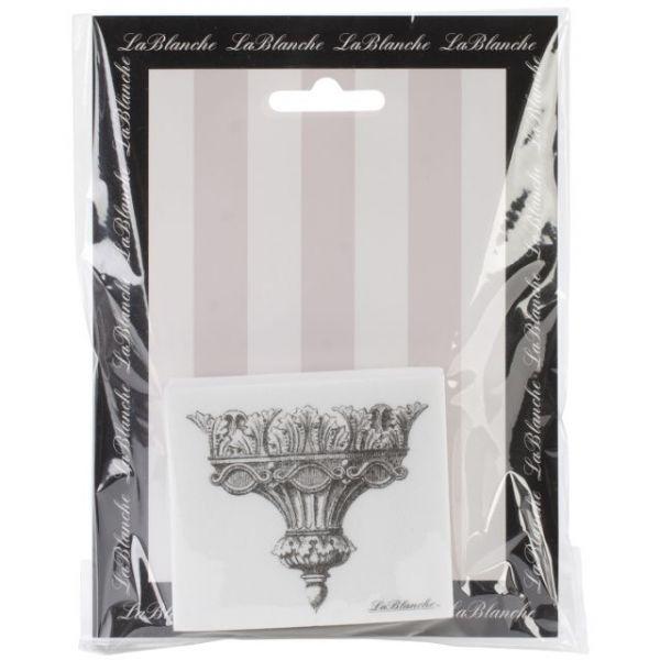 "LaBlanche Silicone Stamp 2.75""X2.5"""