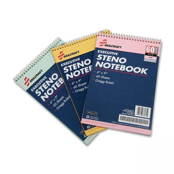 SKILCRAFT Steno Notebooks