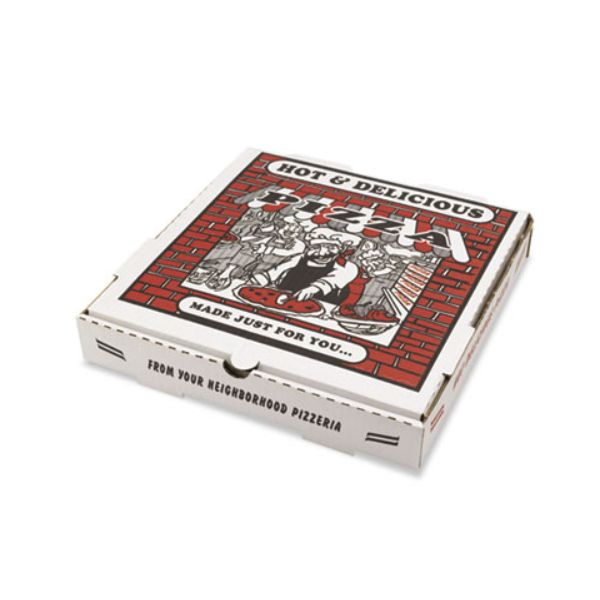 Box & Container Co. Pizza Boxes