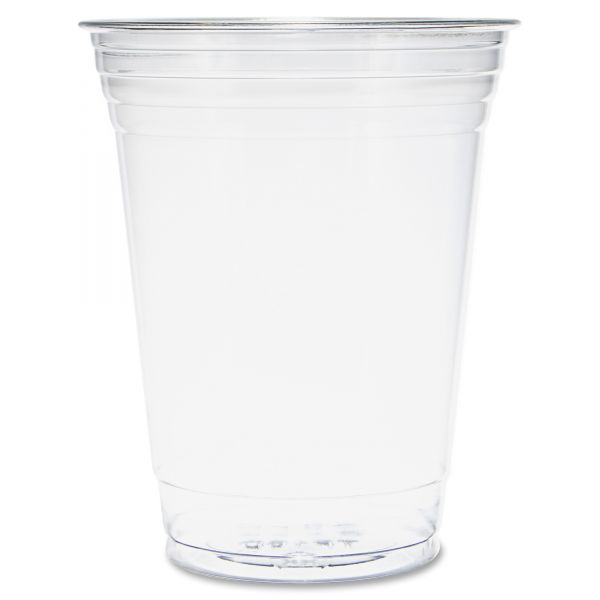 SOLO Ultra Clear 16-18 oz Plastic Cups