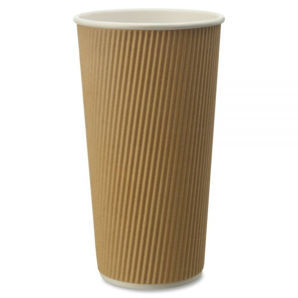 Genuine Joe Ripple 20 oz Coffee Cups