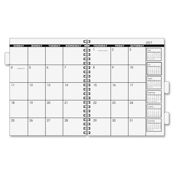 At-A-Glance 2017 Monthly Planner Refills