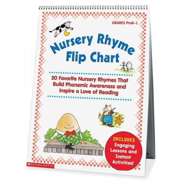 Nursery Rhyme Flip Chart