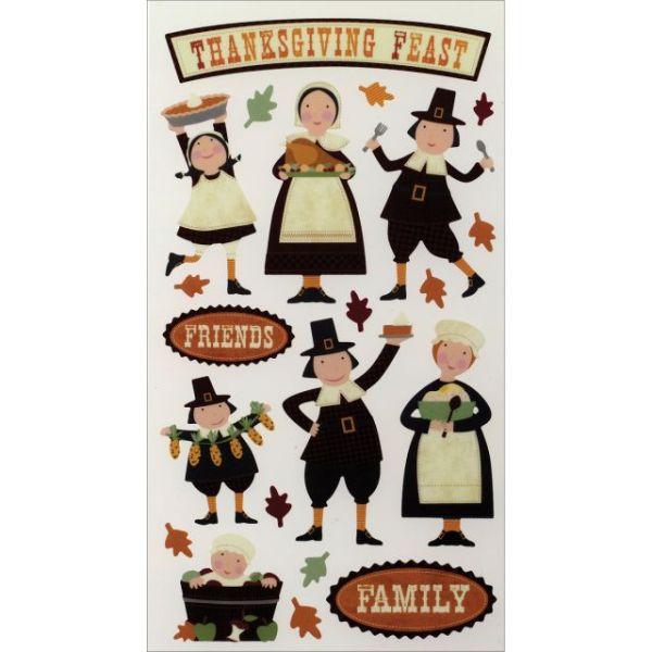 Sticko Harvest Stickers