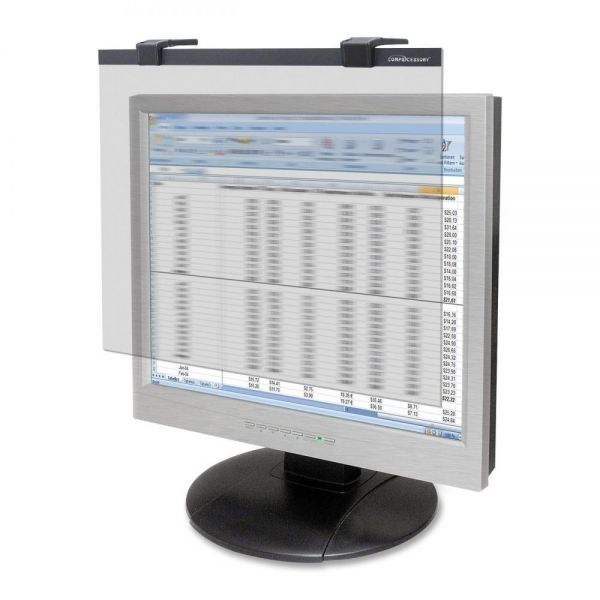 "Compucessory 19""-20"" Widescreen LCD Privacy Filter Clear"