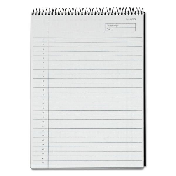 TOPS Docket Diamond Top-Wire Planning Pad