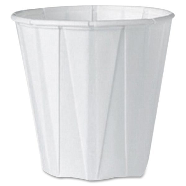 Solo 3.5 oz Paper Portion Cups