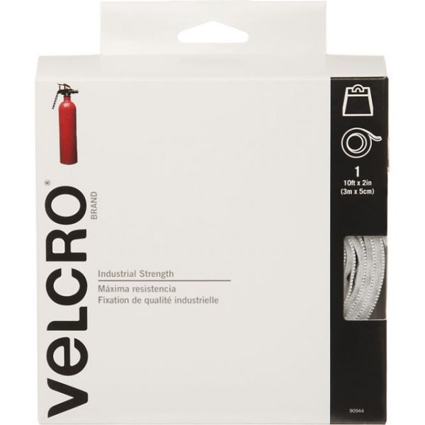 "VELCRO(R) Brand Industrial Strength Tape 2""X10'"