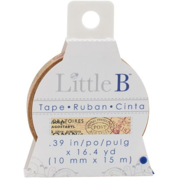 Little B Decorative Paper Tape 8mmX15m