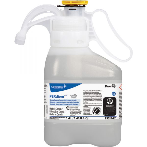 Diversey PERdiem Concentrated General Cleaner W/ Hydrogen Peroxide