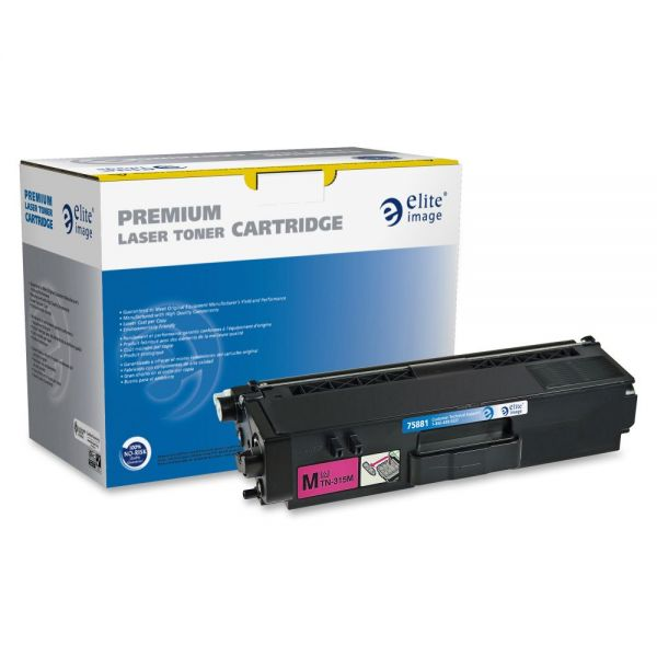 Elite Image Remanufactured Brother TN310 Toner Cartridge