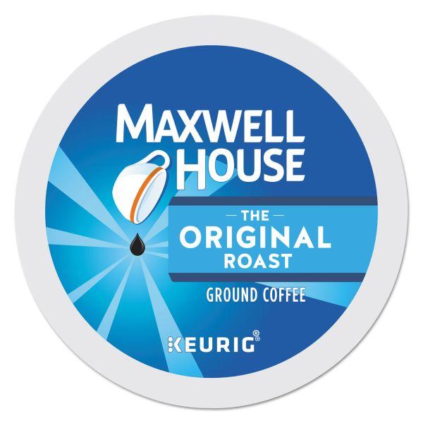 Maxwell House Original Roast K-Cups