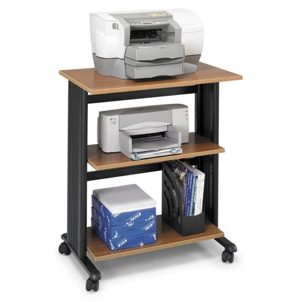 Safco 1881MO 3 Level Adjustable Printer Stand
