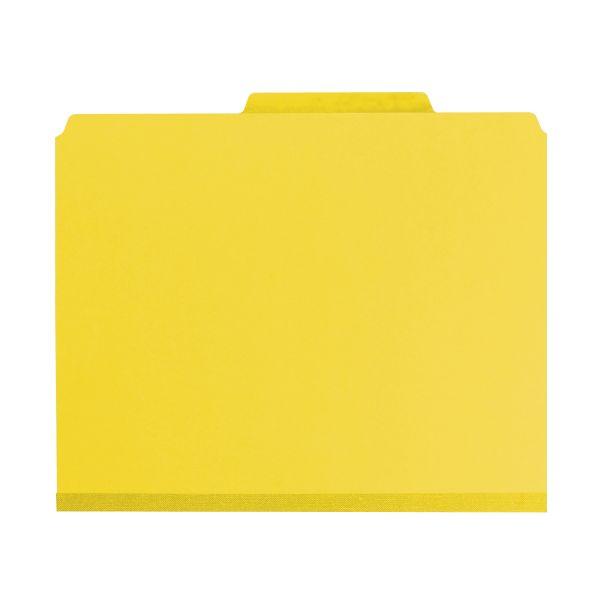 Smead SafeSHIELD Top Tab Classification Folders