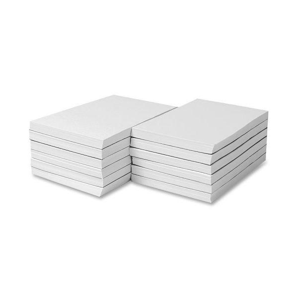 Sparco Plain Memorandum Pads