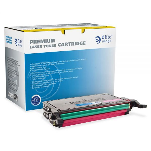Elite Image Remanufactured Samsung CLP-775 Toner Cartridge