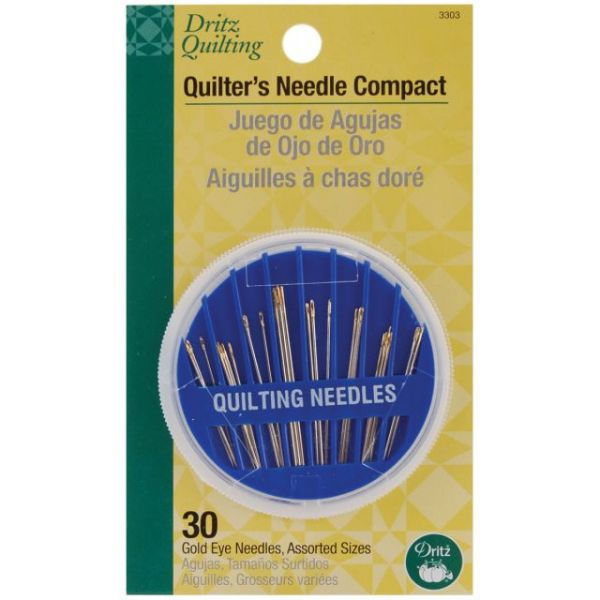 Dritz Quilting Quilter's Needle Compact