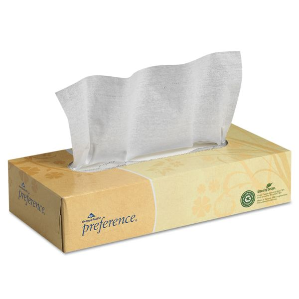 Preference 2-Ply Facial Tissues