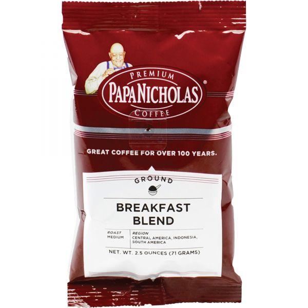 PapaNicholas Premium Ground Coffee Packets