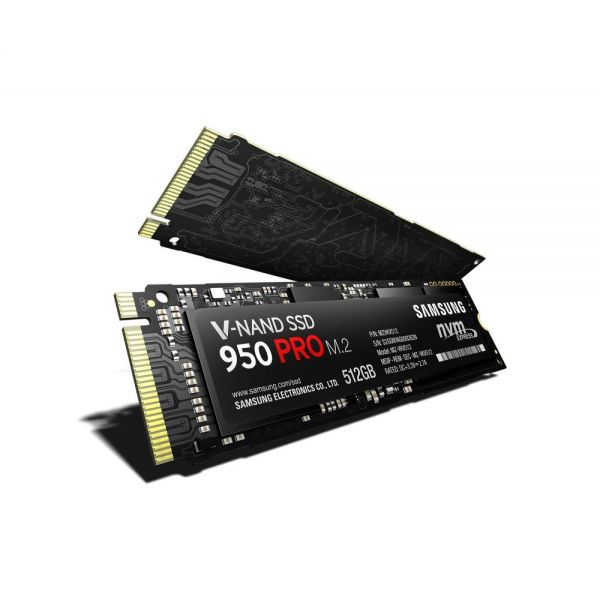 Samsung 950 PRO 512 GB Internal Solid State Drive