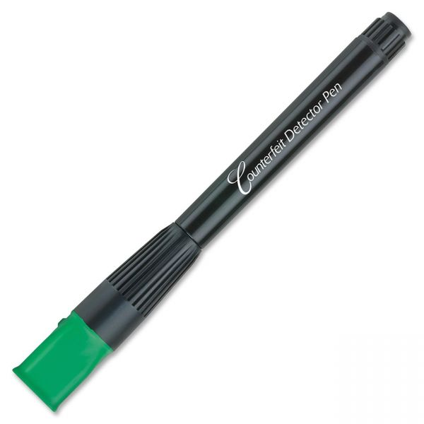 Dri-Mark Smart Money Counterfeit Detector Pen with Reusable UV LED Light