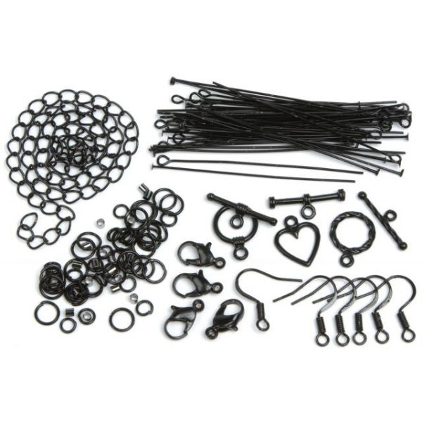 Jewelry Basics Metal Findings 145/Pkg