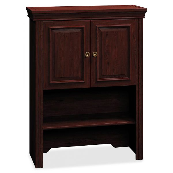 bbf Syndicate Lateral File Hutch by Bush Furniture