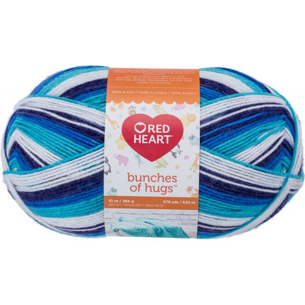Red Heart Bunches Of Hugs Yarn Prince Officesupply Com