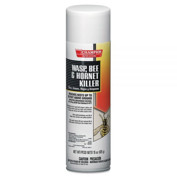 Chase Products Champion Sprayon Wasp, Bee & Hornet Killer
