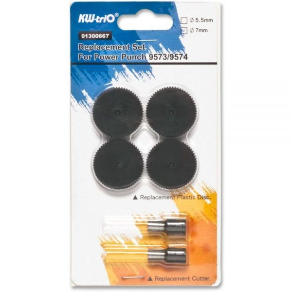 Business Source Punch Head Replacement Kit
