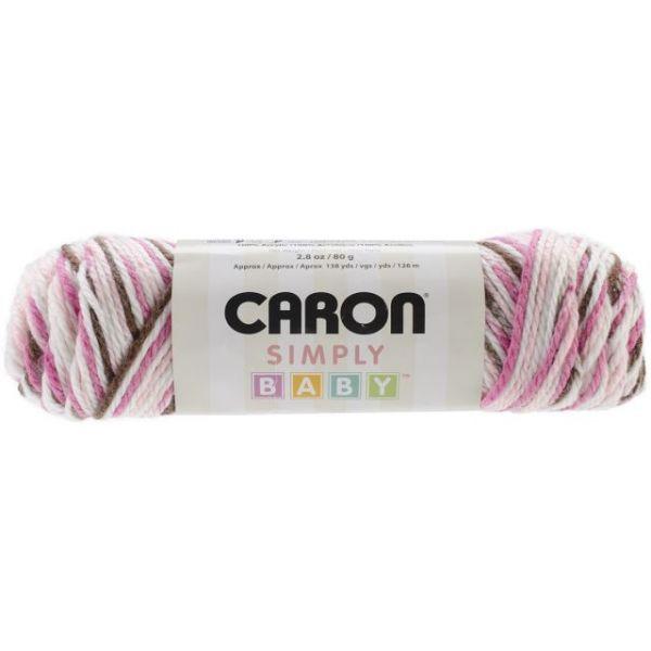 Caron Simply Baby Yarn - Sugar 'N Spice