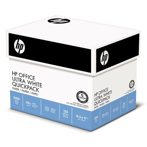 HP Office QuickPack White Copy Paper