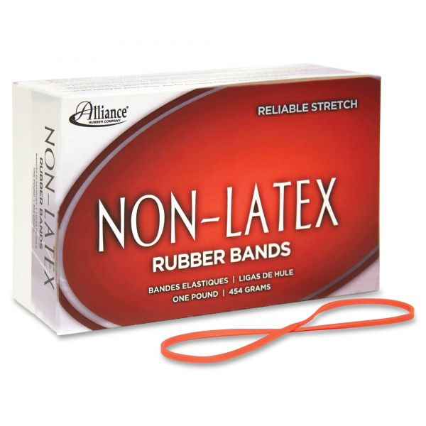 Alliance Rubber #19 Latex-Free Rubber Bands