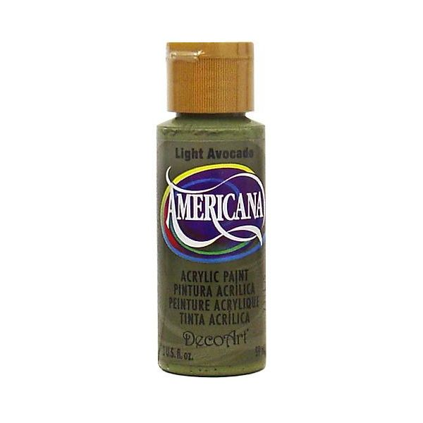 Deco Art Light Avacado Americana Acrylic Paint