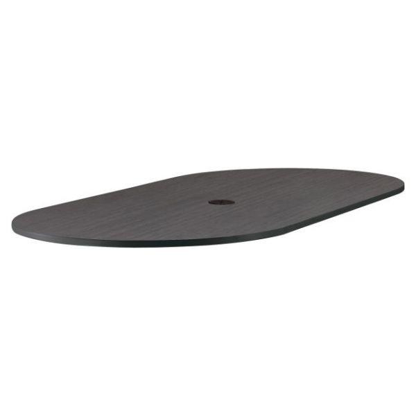 Safco Asian Night Cha-Cha Table Oval Tabletop