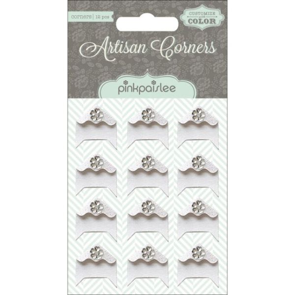 Artisan Photo Corners 12/Pkg
