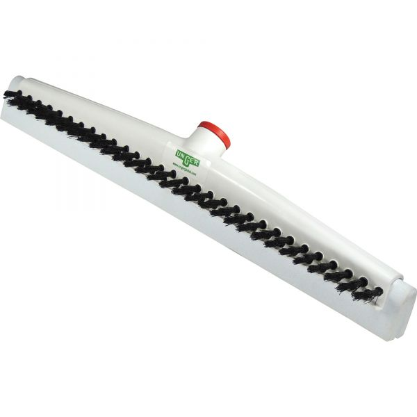 "Unger 18"" Restroom Brush/Squeegee Combo"