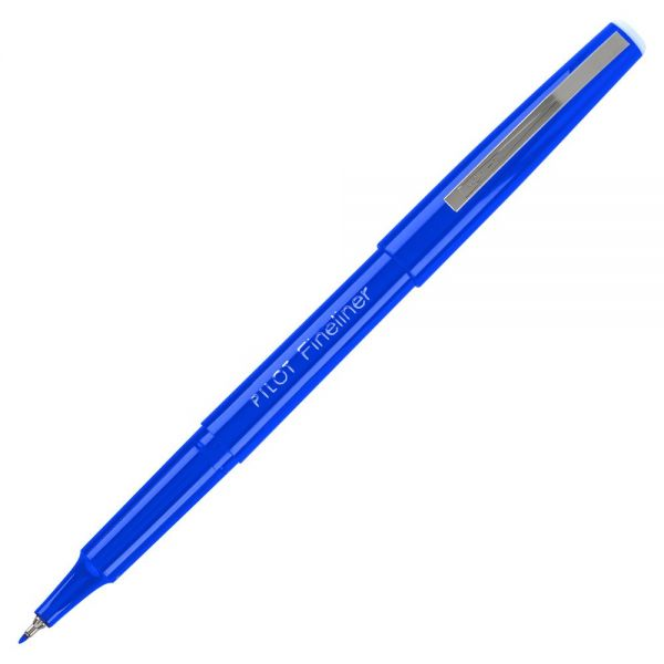 Pilot Fineliner Felt Tip Pen