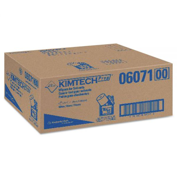Kimtech* Wipers for Solvents