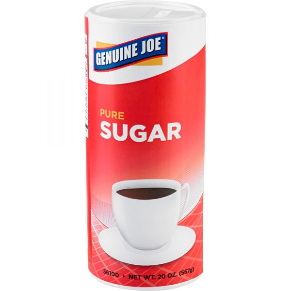 Genuine Joe Pure Sugar Cane Canister