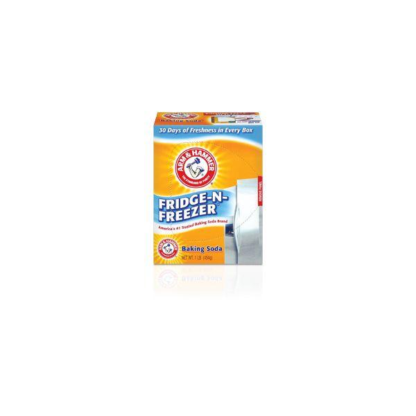 Arm & Hammer Fridge-n-Freezer Baking Soda Odor Absorber