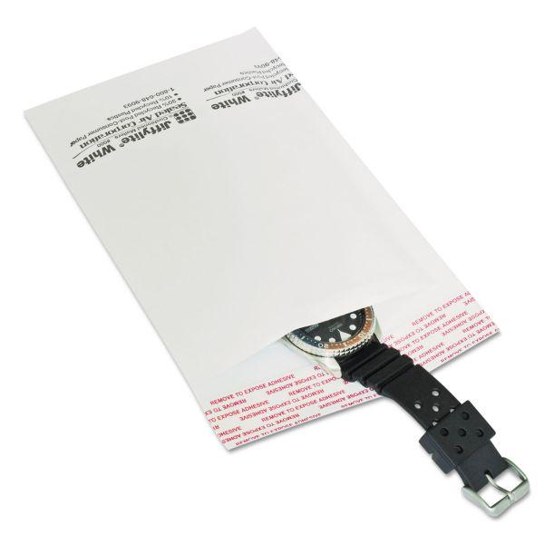 Sealed Air Jiffylite Self Seal Mailer, 4 x 8, White