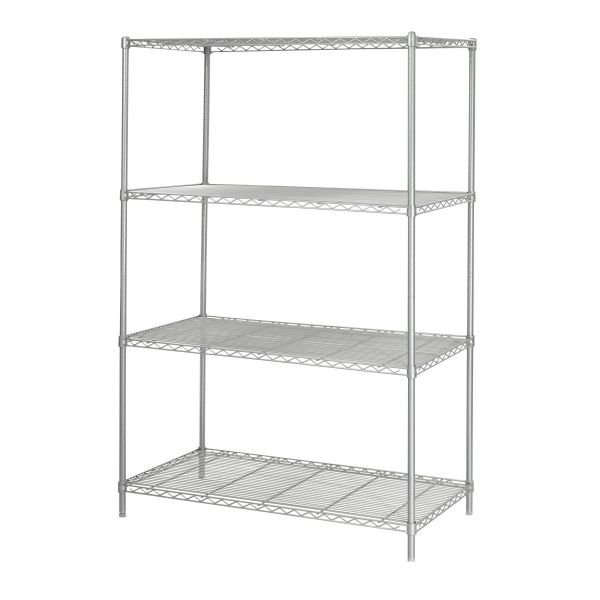 Safco 5294GR Industrial Wire Shelving