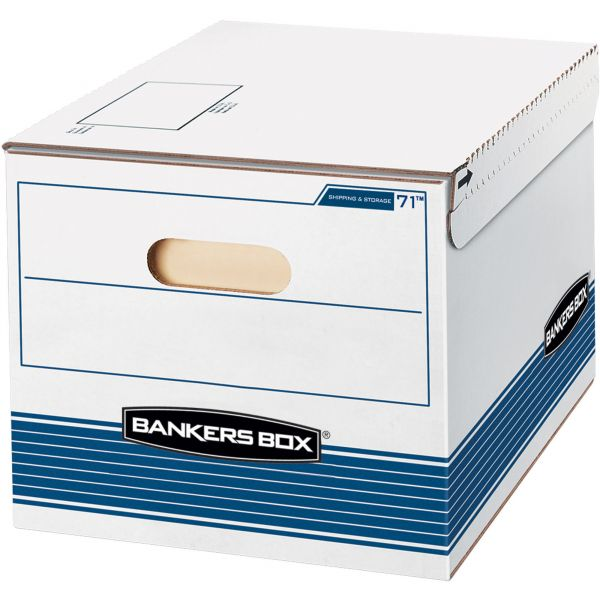 Bankers Box Shipping & Storage Boxes